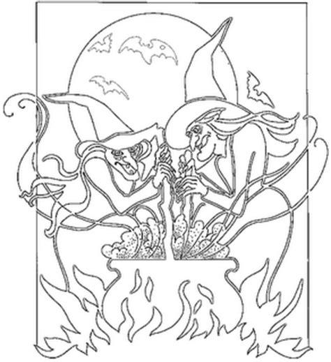 gambar nenek sihir dalam kartun horor