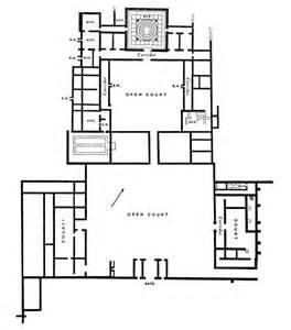 Ancient Roman Villa Floor Plan Ancient Greek City State Layout Ancient Roman Villa