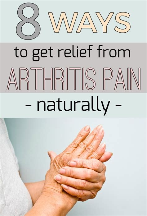8 Ways To Get Rid Of Hiccups by 8 Ways To Get Relief From Arthritis Naturally