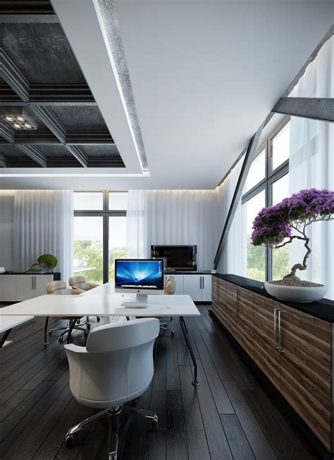 cool home office decor 25 contemporary home office you are guaranteed to love