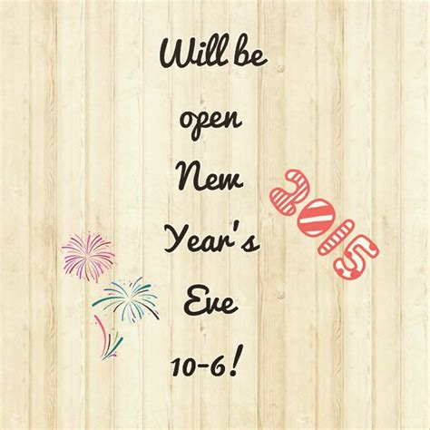 open new year s and new year s day med urgent yes we will be open new year s 10 6 rrus co