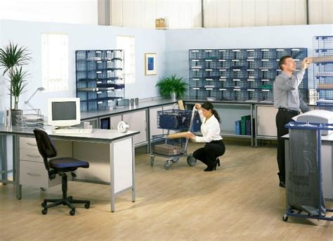 the mail room mail room design post room furniture equipment suppliers uk
