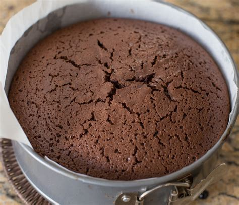 Flourless Chocolate Cake Ingredients And Directions by 3 Ingredient Flourless Chocolate Cake Kirbie S Cravings