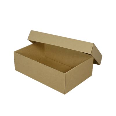empty brown shoebox transparent png stickpng