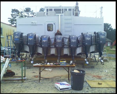 grootste buitenboordmotor largest outboard vessel page 2 the hull truth