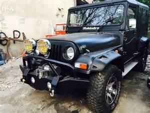 Thar jeep modification delhi cars mayapuri