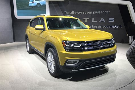 vw new suv 2017 new 2017 vw atlas suv could be set for europe