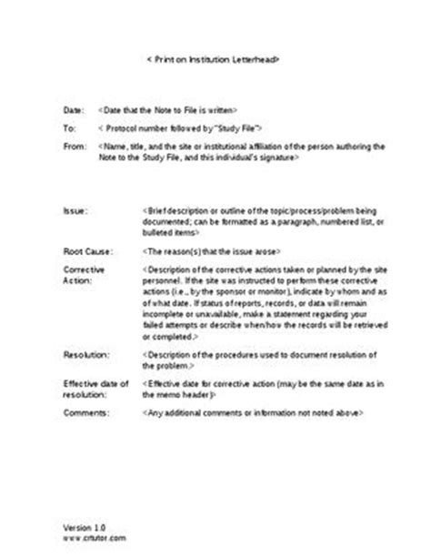 file note template note to file template by pharma student issuu