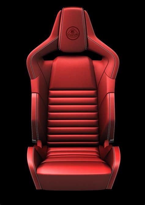 Car Seat Esprit evora 400 lotus cars