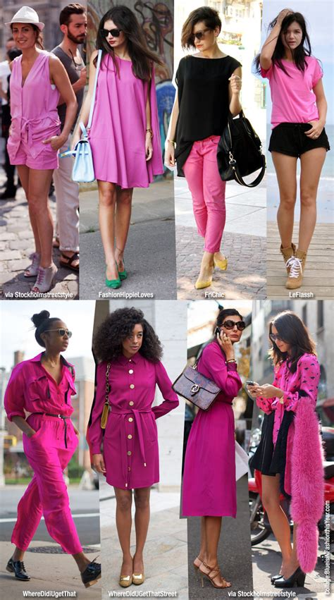 Is Pink This Year by In Pink Blue Is In Fashion This Year
