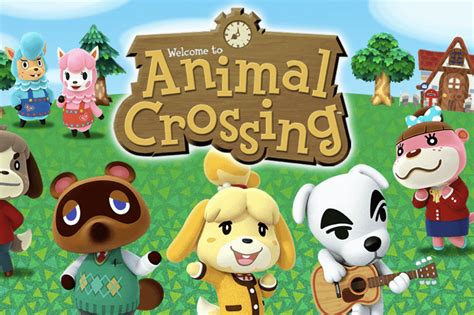 animal crossing nintendo announces animal crossing pocket c for ios