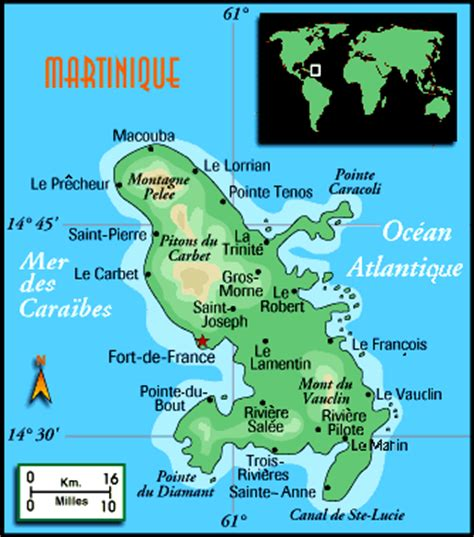 ile de martinique