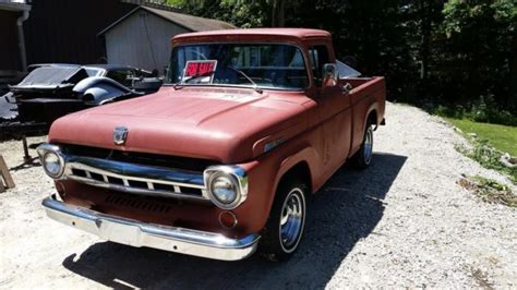 1957 ford truck for sale 1957 ford truck f100 for sale photos technical