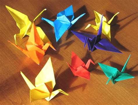 origami figure origami animals and birds slideshow