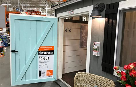 tuff shed living spaces  house   valley