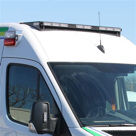 Emergency Led Lights by Miller Coach Sprinter Ambulance Exterior Lighting Options