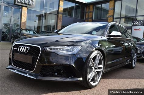 2014 audi rs6 for sale used audi rs6 cars for sale with pistonheads