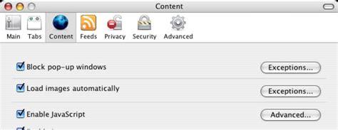 javascript tutorial on mac ff content tab mac the tech journal