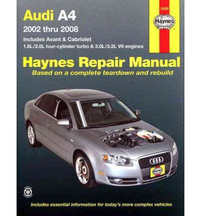 auto manual repair 2002 audi allroad auto manual audi a4 automotive repair manual 2002 2008 sagin workshop car manuals repair books information