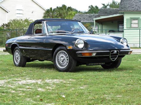 1976 Alfa Romeo by 1976 Alfa Romeo Spider Convertible 104173