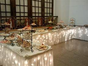 Wedding Buffet Table Team Wedding Sit Dinner Or Buffet Reception 5