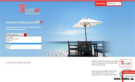 Wifi Id Telkom adiprabowo31 cara login wifi id lewat speedy telkom