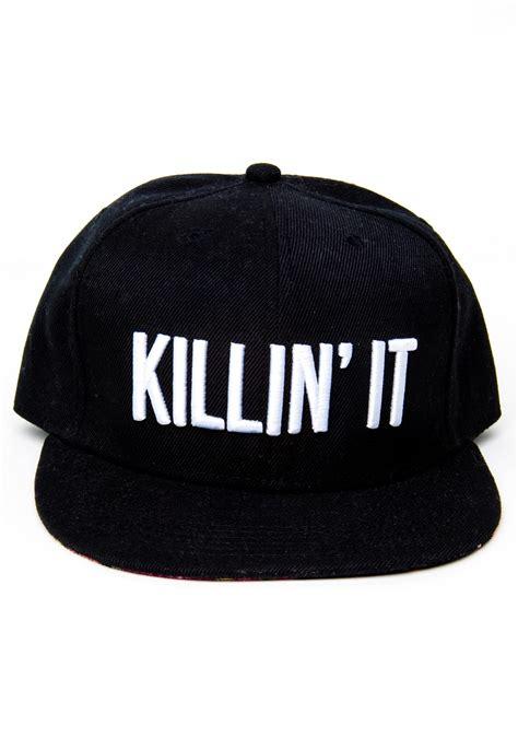 Killin It killin it snapback dolls kill