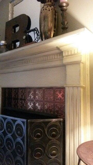 chalk paint mantle 25 best ideas about distressed mantle on