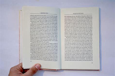 libro boquitas pintadas libro boquitas pintadas manuel puig on behance