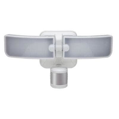 flood lights 180 degree outdoor white led blade motion