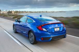 Honda Civic Coupe 2017 Honda Civic Coupe Overview The News Wheel