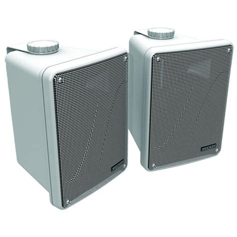 Speaker Indoor kicker range indoor outdoor speakers white 11kb6000w