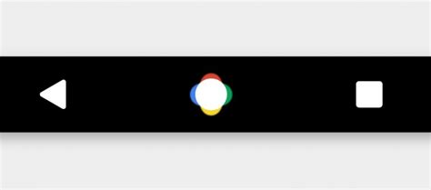 android home button could be redesigning the navigation buttons for android n gsmarena news
