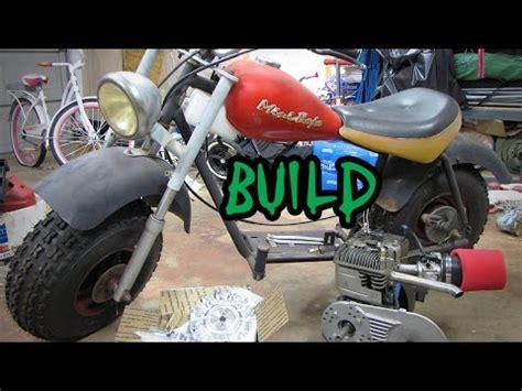 remove governor doodlebug mini bike mini bike build baja heat restoration mods intro