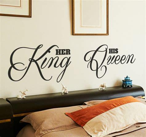 king wall stickers king headboard sticker tenstickers