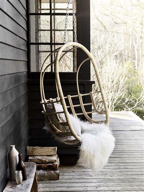rattan hanging chair hanging rattan chair indoor