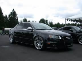 Audi S4 B7 Audi S4 B6 Avant Tuning