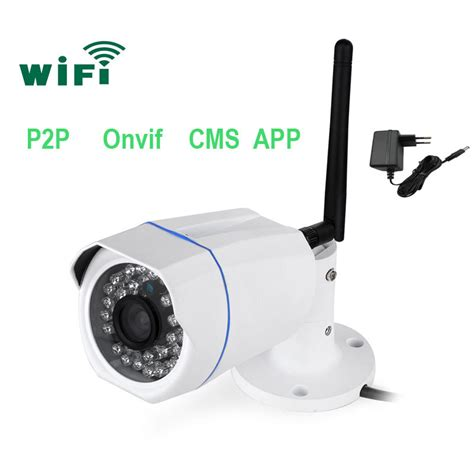 hd mini wireless ip 720p p2p wireless security