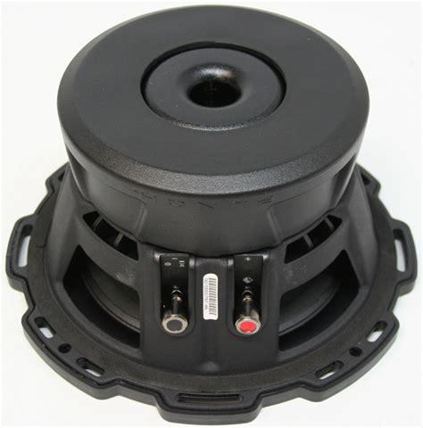 Subwoofer Rockford Fosgate Audio P1s4 12 Punch Single Coil rockford fosgate p1s4 12 12 quot punch p1 4 ohm svc subwoofer
