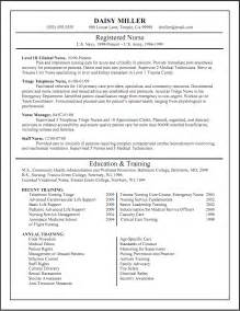 Resumes For Registered Nurses by Resume Format Resume Format New Graduate