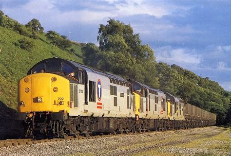 rail freight in great britain
