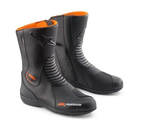 Ktm Boots Aomc Mx 2016 Ktm Andes Boots By Alpinestars