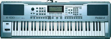 Keyboard Roland E Series roland e 100 intelligent keyboard