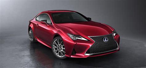 lexus car 2020 2020 lexus rc top speed