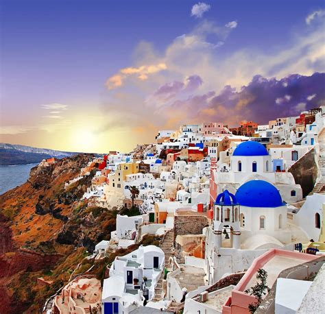 how to spend your vacations in santorini greece found