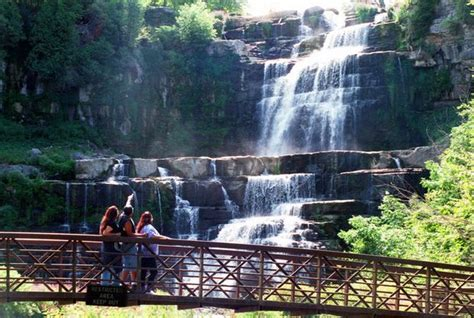 New York Falls In With The Cat by 15 Waterfalls In Upstate Ny To See In Person Before You