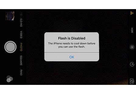 fix iphone sxsxr camera  working problems
