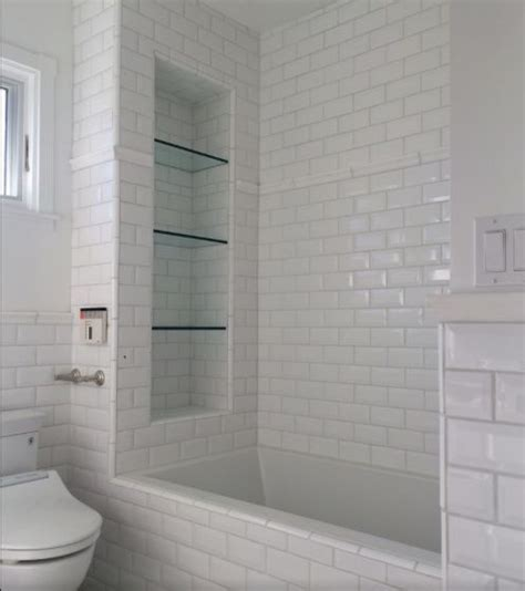 bathroom tile shelves 25 best ideas about shower shelves on best