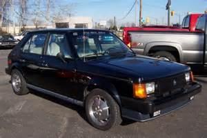 Dodge Omni For Sale 6600 Mile 1986 Dodge Omni Glhs Turbo Bring A Trailer