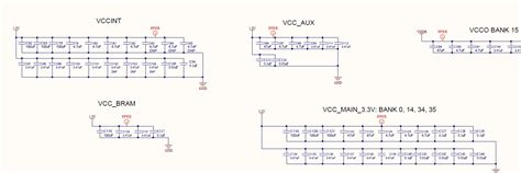 decoupling capacitor xilinx solved decoupling capacitor network for artix 7 design community forums